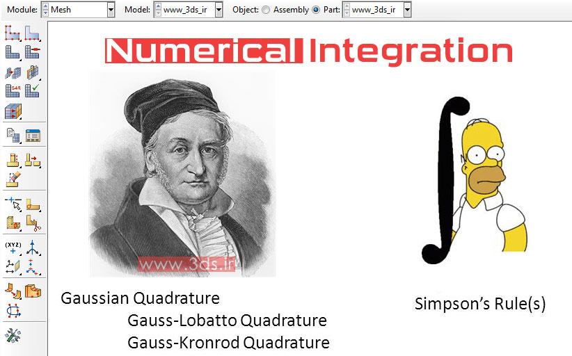 اصول انتگرالگیری عددی