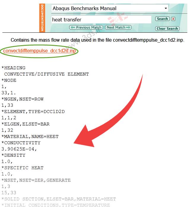 فراخوانی inp فایل در آباکوس