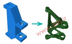 بهینهسازی توپولوژی (علم مکانشناختی قرارگیری یک جسم)