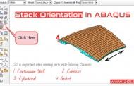 تعریف Stack Orientation در آباکوس