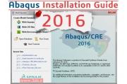 دانلود و آموزش تصویری نصب نرم افزار آباکوس 2016 + fe-safe