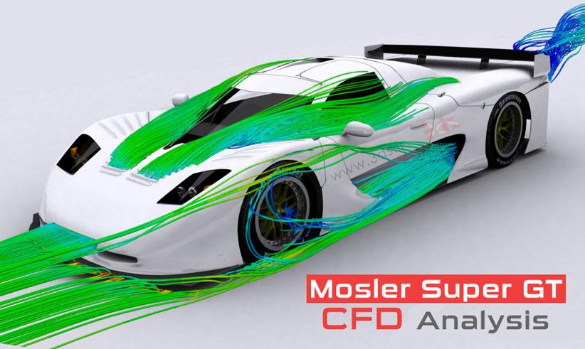 بهترین نرم افزار مناسب دینامیک سیالات محاسباتی CFD