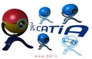 آموزش تعیین دقت و نوع نمایش اشیا در نرم افزار کتیا