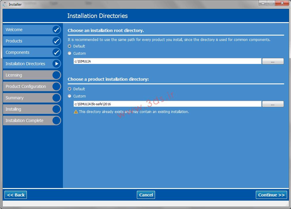 آموزش نصب نرم افزار fe-safe 2016