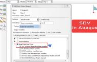 آموزش بکارگیری متغیرهای حالت وابسته به حل در نرمافزار آباکوس