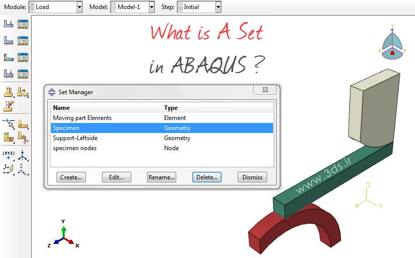 آشنایی با مفهوم، کاربرد و نحوه ایجاد Set در نرمافزار آباکوس