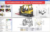 معرفی نرمافزار 3DVIA Composer