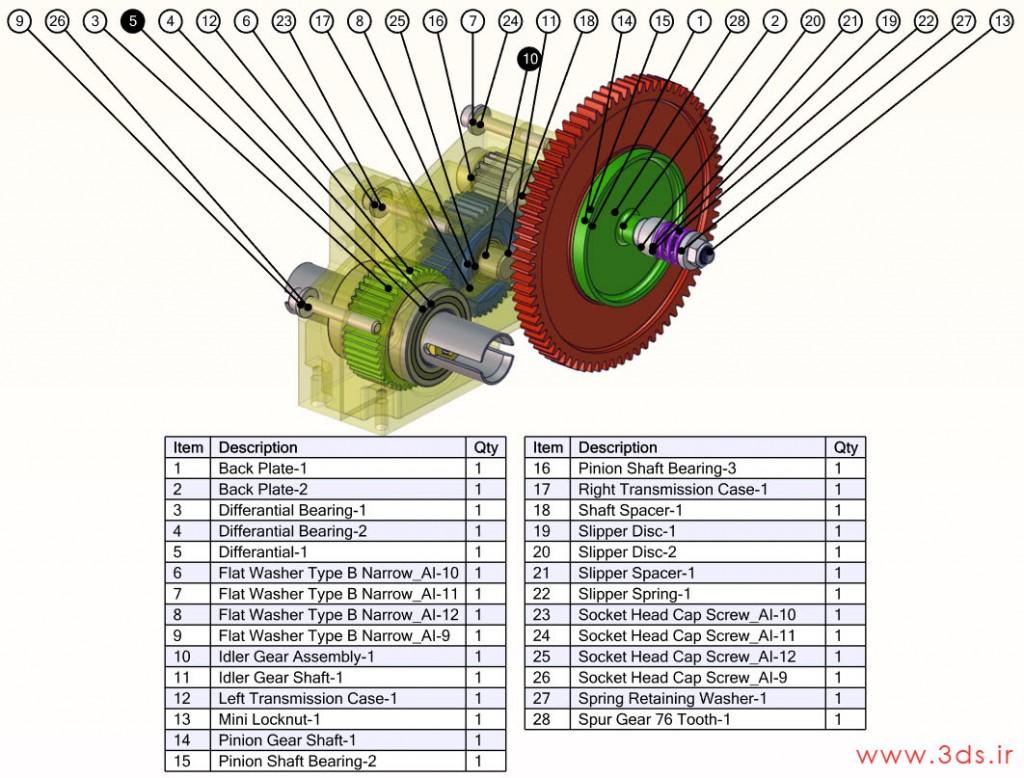 آموزش نرمافزار مستندسازی صنعتی 3DVIA Composer