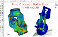 ابزار Find Contact Pairs در آباکوس