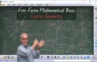 ریاضیات المانهای آزاد- هندسه منحنیها
