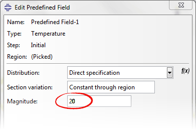 تنظیمات Create Predefined Field در آباکوس