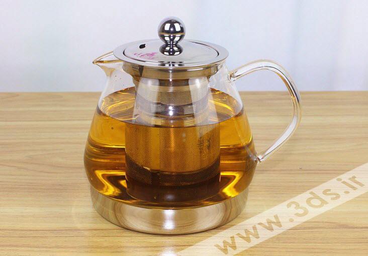 آنالیز و شبیه سازی قوری چای با آباکوس