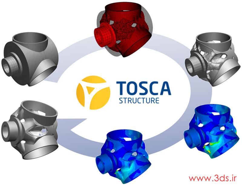 برتریهای TOSCA Structural