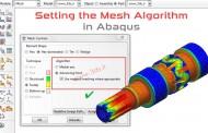 تنظیمات الگوریتم مشبندی در آباکوس