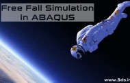 شبیهسازی و تحلیل سقوط آزاد جسم روی صفحه صلب در آباکوس