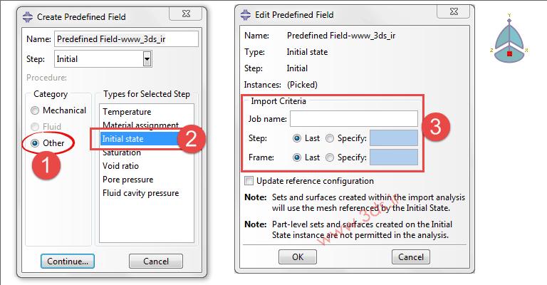 Predefined Field آباکوس چیست؟
