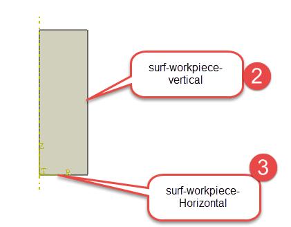 تعریف خواص تماسی در تحلیل فرآیند اکستروژن