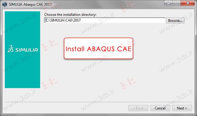 آموزش کامل نحوه نصب نرمافزار آباکوس 2017
