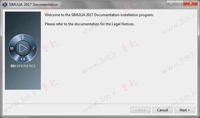 آموزش نصب Documentation جامع آباکوس