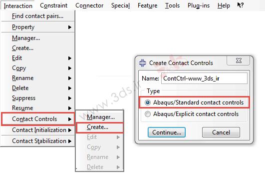 نحوه استفاده از تکنیک Contact Stabilization در آباکوس