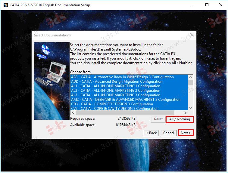 آموزش نصب help نرمافزار 2016