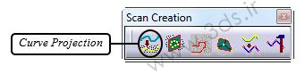 جعبهابزار Scan Creation کتیا