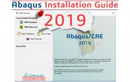 دانلود و آموزش نصب آباکوس 2019 + ویژگیهای کلیدی ABAQUS 2019