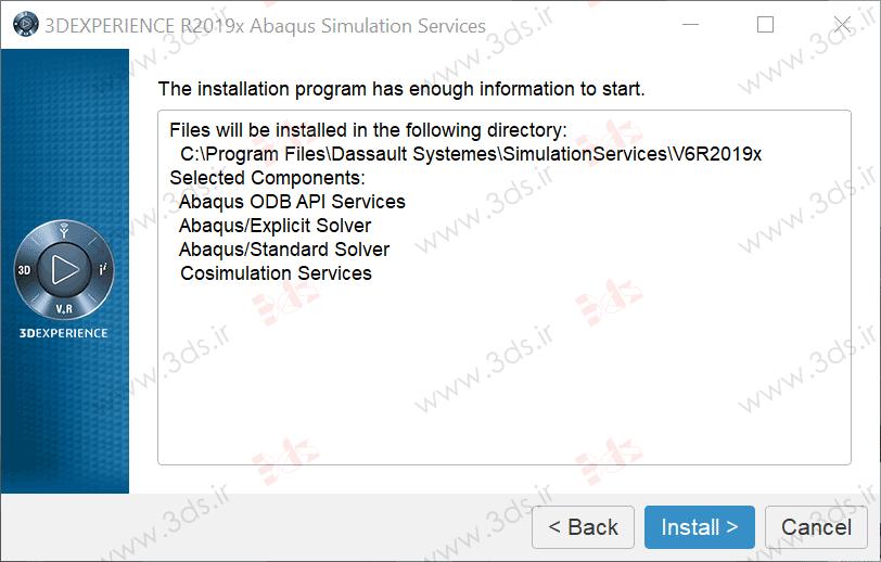 آموزش نحوه نصب نرم افزار Abaqus 2019