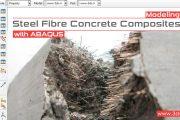مدلسازی کامپوزیتهای بتنی تقویت شده با فولاد در آباکوس