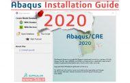 دانلود و آموزش نصب آباکوس 2020 + ویژگیهای کلیدی ABAQUS 2020
